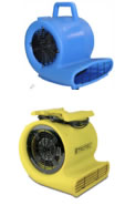 Centrifugal Drying Fans